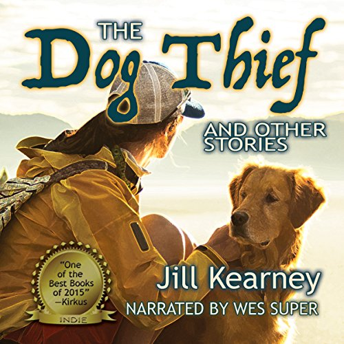 The Dog Thief and Other Stories audiobook cover art