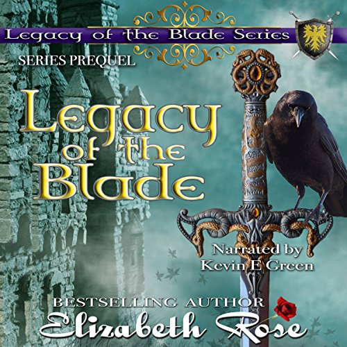 Legacy of the Blade  audiobook cover art