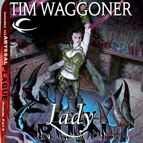 Lady Ruin audiobook cover art