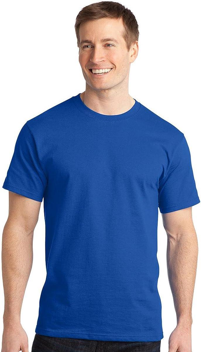 Port & Company Essential Ring Spun Cotton T-Shirt