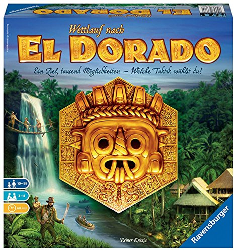 Unbekannt EL Dorado, Brettspiel