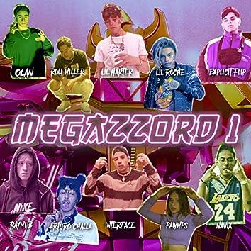 Megazzord 1
