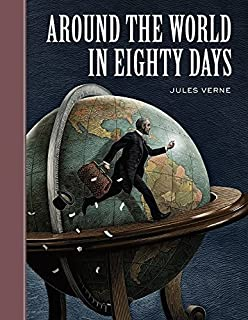 Around the World in Eighty Days: 0 (Sterling Unabridged Classics)