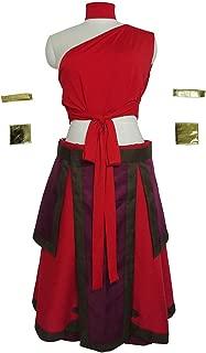 Southern Water Tribe Waterbending Master Katara Cosplay Costume Halloween Outfit