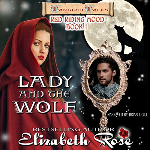 Lady and the Wolf audiobook cover art