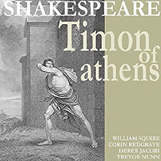 Timon of Athens cover art