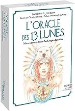 L'Oracle des 13 Lunes: À la rencontre de vos Archétypes Féminins. Coffret comprenant 39 cartes oracles et un livre d'accom...