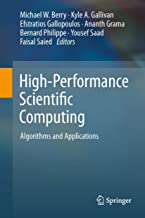 Best high performance scientific computing algorithms and applications Reviews