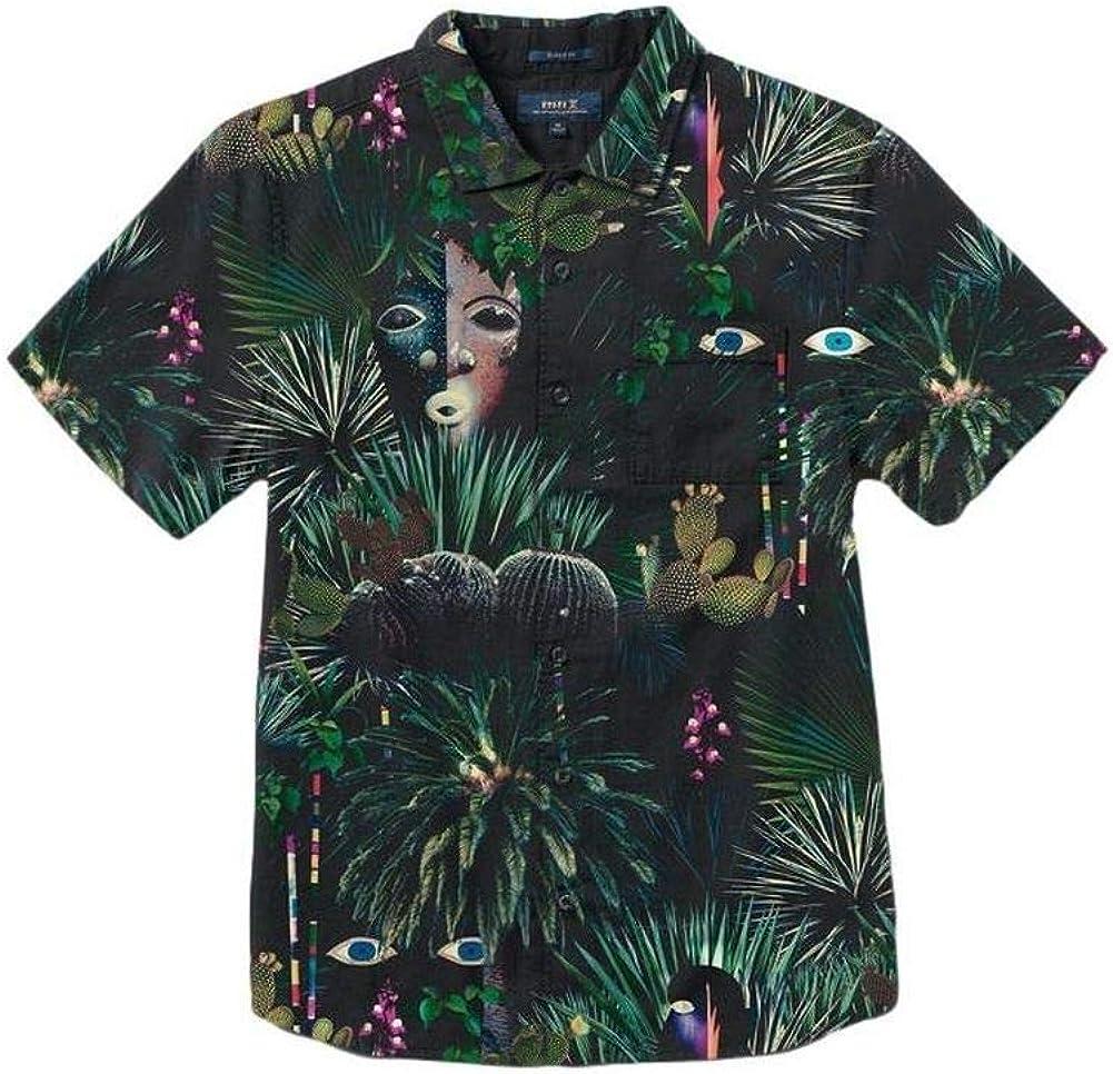 Roark Jardin Oasis Woven Button Up Shirt - Men's