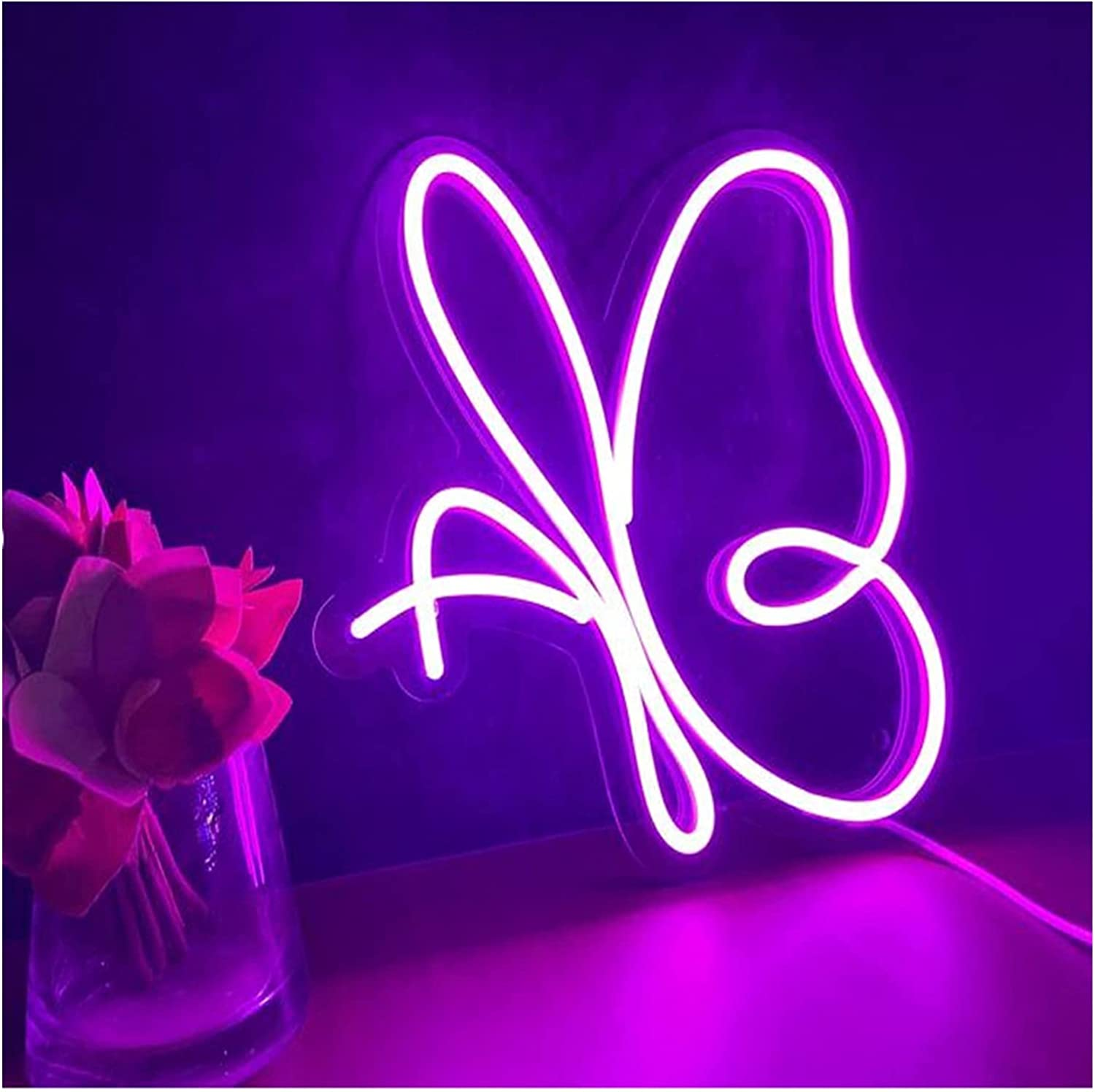 Custom Butterfly Neon Selling and selling Signs 25% OFF Lights Art Personalized Visual Wall