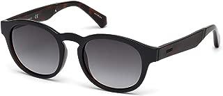 Guess Round Men's Sunglasses - GU6905 01B - 50-20-140 mm