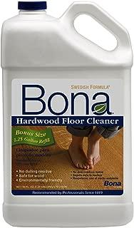 Bona WM700056001 Hardwood Floor Cleaner, 160 oz, Light Blue