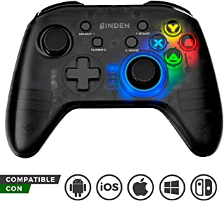 BINDEN Control T4 Pro Multiconexión Compatible Con Switch /