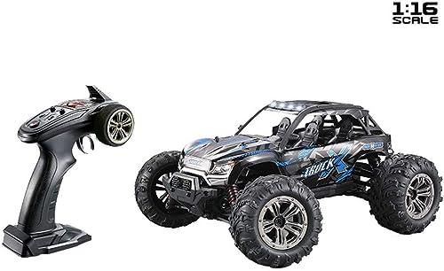 Dapei Q902 Brushless 2.4G 1 16 4WD 53km   h High-Speed-Gel ewagen-Bigfoot-LKW RC-Auto RTR Cool Hochwertige Hochleistungs-Gutes Geschenk für Kinder