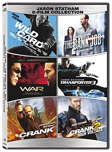 JASON STATHAM 6-FILM COLLECTION - JASON STATHAM 6-FILM COLLECTION (2 DVD)