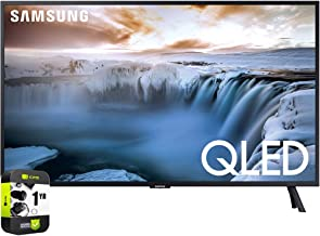 $497 » SAMSUNG QN32Q50RAFXZA 32 inch Q50R QLED Smart 4K UHD TV 2019 Model Bundle with 1 Year Extended Protection Plan