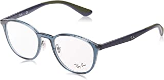 RX7156 Round Prescription Eyeglass Frames
