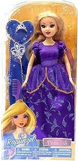 Preschool Princess Rapunzel Classic Princess 11.5 Doll With Accessories (Cp22518-C)