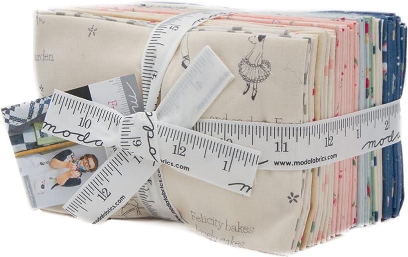 Janet Clare Freya & Friends 30 Fat Eighths Moda Fabrics 1440F8