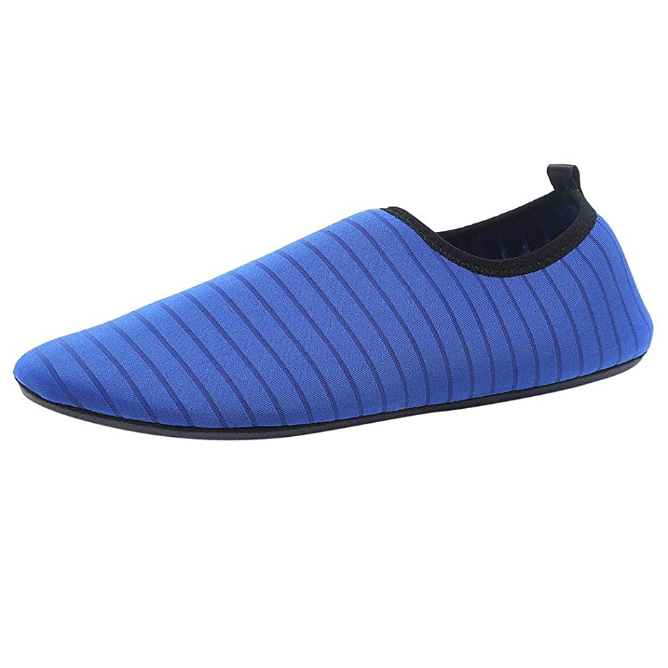 SFE Womens Mens Water Shoes Barefoot Quick-Dry Aqua Socks Beach Swim Surf Exercise