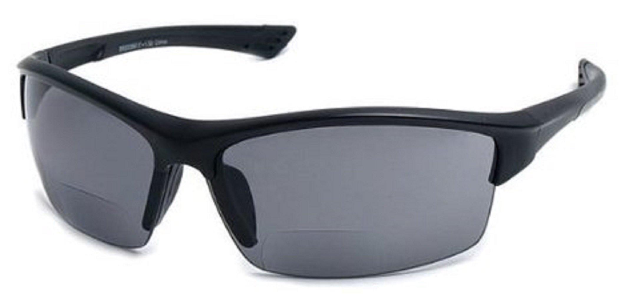 Bifocal Reading Sunglasses Microfiber Included