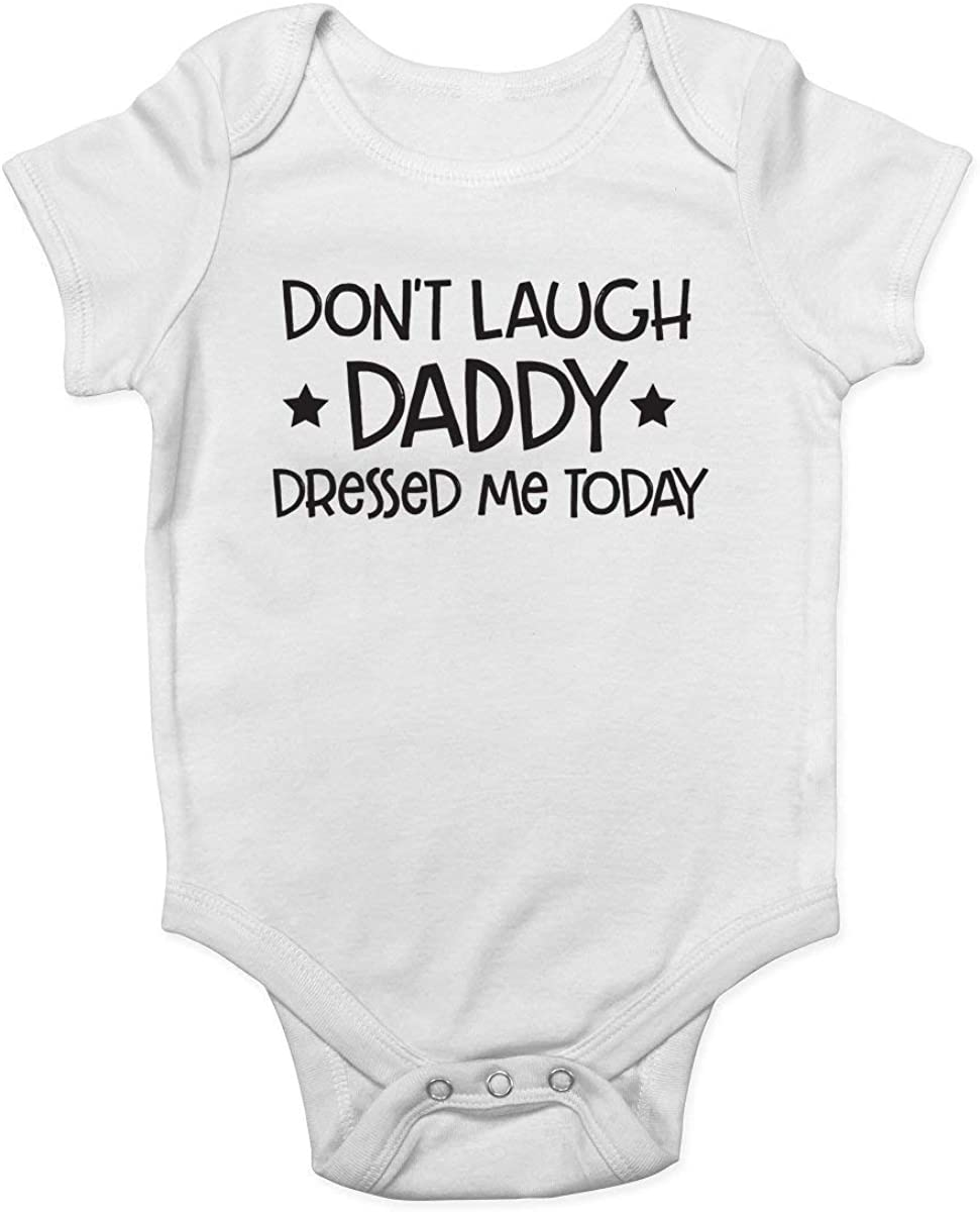 I/'m Proof My Daddy Doesn/'t Play Video Games All The Time Baby Girl Funny Baby Clothes Romper Bodysuits Creeper