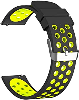 Halloween Hot Sale!!22mm Band,Choose Color,Natarura New Fashion Soft Silicone Breathable Strap Quick-Release Replacement Band Strap for Fitbit Versa