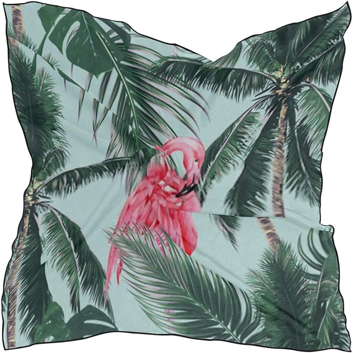 Women's Soft Polyester Silk Scarf, 23.62