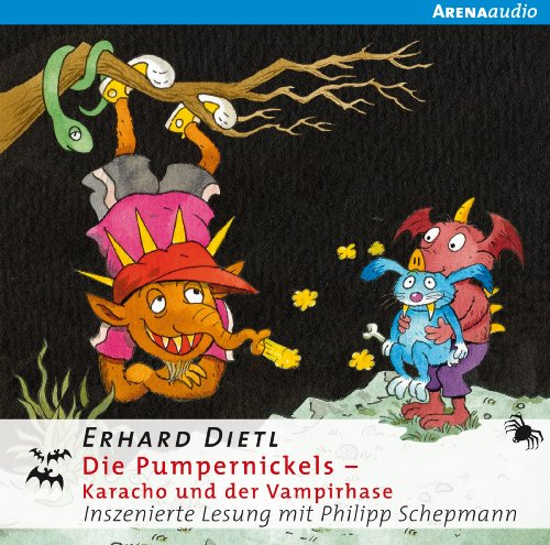 Karacho und der Vampirhase Titelbild