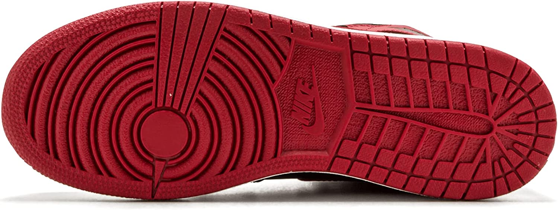 Amazon.com: AIR JORDAN 1 Retro High Og Gs Bred - 575441-001 - Size ...