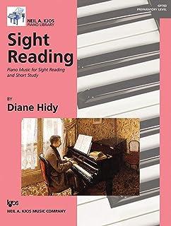 GP700 - Sight Reading - Diane Hidy - Preparatory Level