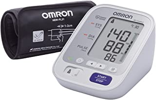 Omron M3 COMFORT UPPER ARM *仪 – 白色