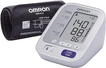 OMRON M3 Comfort Misuratore di Pressione da Braccio Digitale con Tecnologia Intelli Wrap Cuff per una Misurazione Precisa in Qualsiasi Punto del Braccio, 22-42 cm