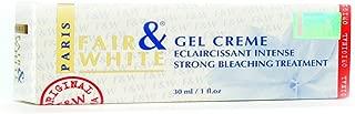 Fair & White Original Whitening Gel Cream - 1.9% Hydroquinone Bleaching Treatment, 30ml / 1fl.oz.
