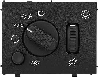 Headlight Switch Compatible with Silverado, Sierra 2003...