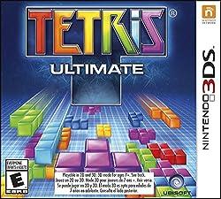 Tetris Ultimate Video Game