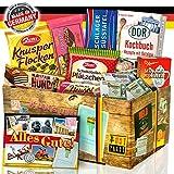Schokolade Ostalgie Geschenkset / Geschenkideen für Freundin zu Geburtstag