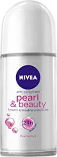 Nivea Deodrant Roll On, Pearl and Beauty, 50ml