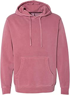 Independent Trading Co.. PRM4500 Heavyweight Pigment Dyed Hooded Sweatshirt