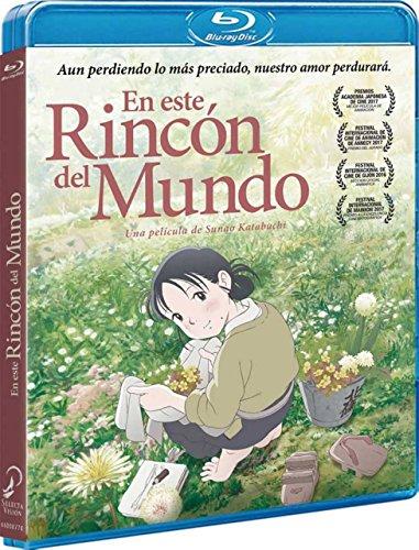 En Este Rincón Del Mundo Blu-Ray [Blu-ray]