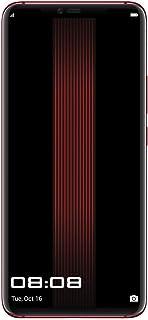 هواوي ميت 20 RS بشريحتي اتصال - 512 جيجا، 8 جيجا رام، الجيل الرابع ال تي اي، احمر