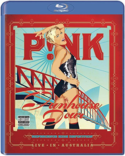 Pink - Funhouse Tour/Live in Australia [Blu-ray]
