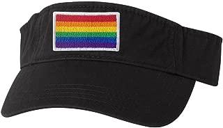 gay pride visor