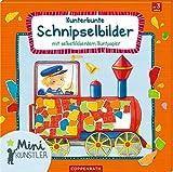 Coppenrath Verlag GmbH & Co. KG Kunterbunte Schnipselbilder: mit Selbstklebendem Buntpapier