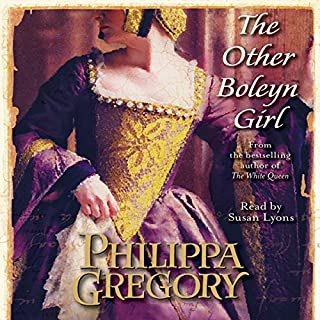 The Other Boleyn Girl audiobook cover art