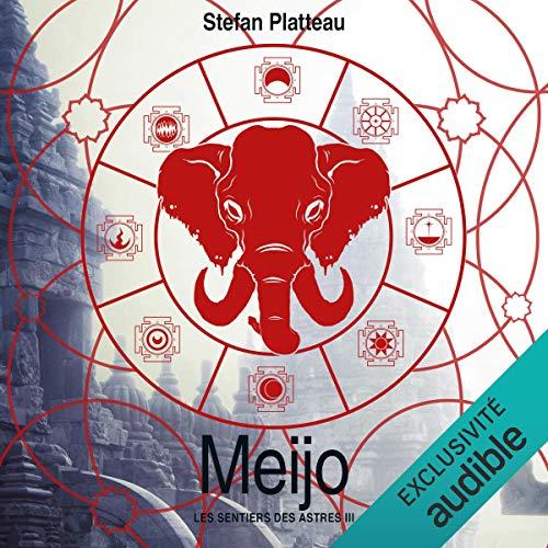 Meijo audiobook cover art