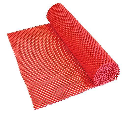 Aidapt antiscivolo, tessuto, in ceramica, 150x 30cm, rosso (idoneo per IVA sollievo nel Regno Unito)