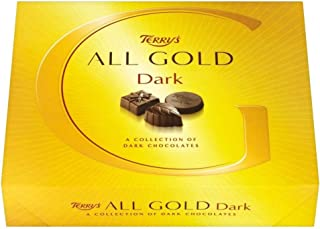 Terry's All Gold Dark Chocolates (380g) - Pack of 2