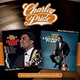 Songtexte von Charley Pride - The Country Way + Make Mine Country