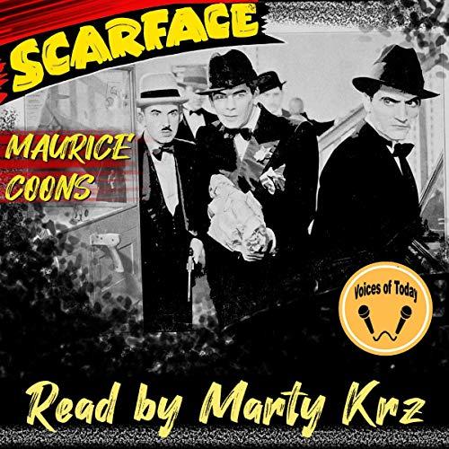 Diseño de la portada del título Scarface